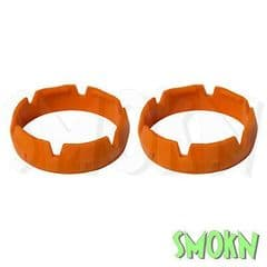 Apico Fork Protection Ring Sliders fit KTM 125 250 300 EXC 08-20 inc 6 days OR
