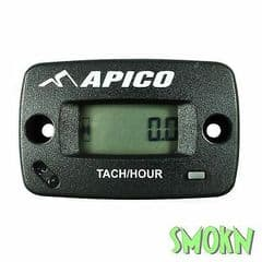 Apico Hour Meter Gas Gas EC 125 200 250 300 450 Enduro & TXT Pro Trials Wireless