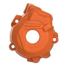 Polisport Ignition Casing Protector fits KTM SX-F 250 13-15 350 12-15 OR Cover
