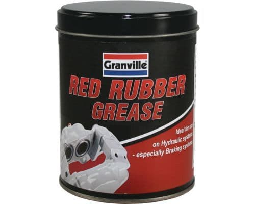 Granville Red Rubber Grease