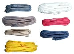 180cm BRITISH QUALITY Thick Cord Shoe Boot Laces,Choice of colours