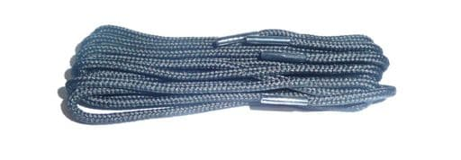 BRITISH QUALITY BLACK Shoe and Boot Laces in THIN ROUND all lengths available
