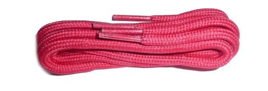 BRITISH QUALITY Red Shoe and Boot Laces in THICK CORD all lengths available