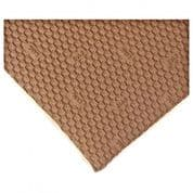 Rubber Sheets in TAN BROWN for DIY Shoe Repairs by SVIG available in 6mm or 8...