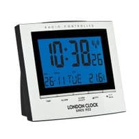 London Clock Company 34380 Large Digital Alarm Clock