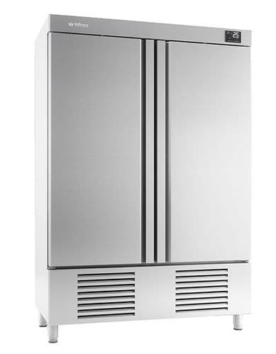 Blizzard AN1002TF Double Door Reach In Refrigerator 1110L