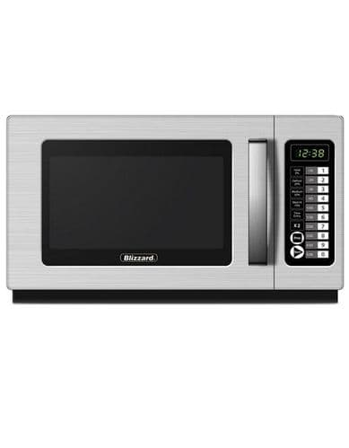 Blizzard Commercial Microwave BCM1800