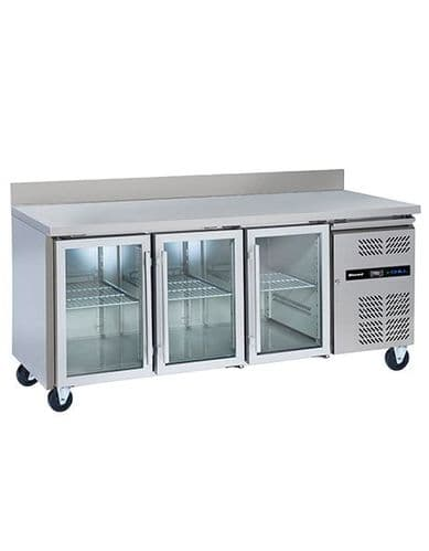 Blizzard Gastronorm Refrigerated Counter HBC3CR