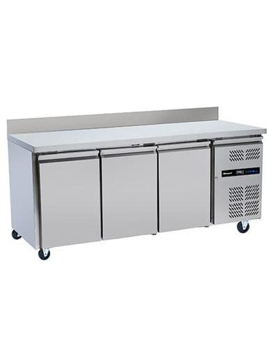 Blizzard HBC3 3 Door Gn1/1 Counter With Upstand 417L
