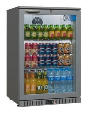 Coolpoint HX Range HX-100 Single Door Back Bar Chiller