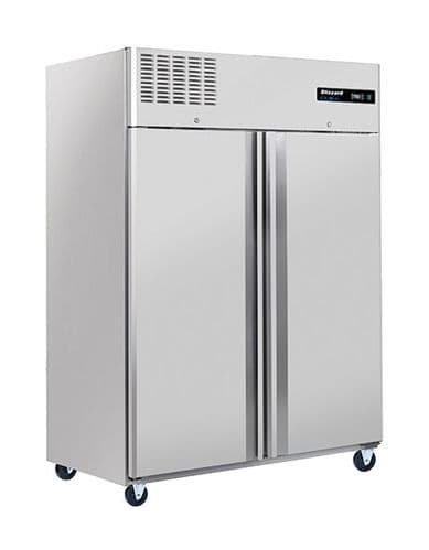 Crystal BH2SS Double Door Ventilated Gn Ss Refrigerator 1200L