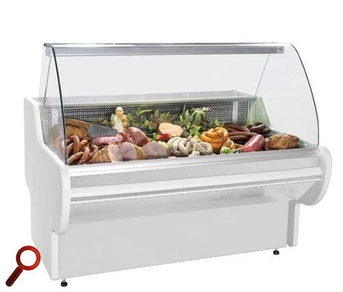 ES System K ORION250 Orion Curved Glass Serve Over
