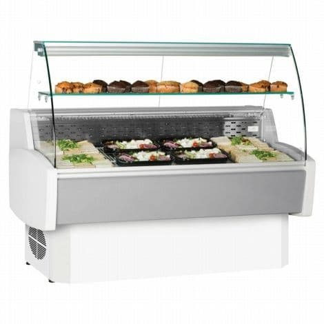 Frilixa PRIMA 130 Slimline Serve Over Counter