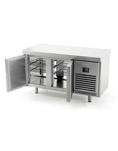 Infrico BMGN1470PDC 2 Door Pass Thru Counter 280L