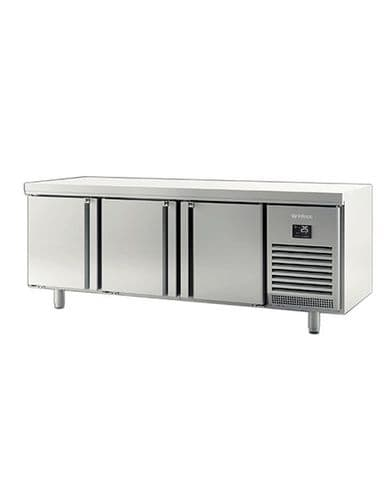 Infrico MR2190 3 Door 800Mm Depth Counter 625L