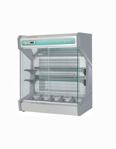 Infrico Wall Display Case VMS1350SS