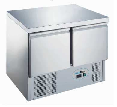 KOLDBOX KXCC2 2 Door Compact Gastronorm Counter 240L