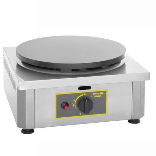 Roller Grill 400CSG Single Crepe Griddle Crepe Machines