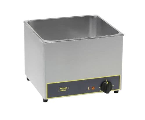 Roller Grill BM23 Single Bain Marie with Tap Bain Maries