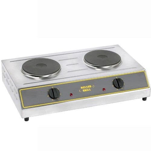 Roller Grill ELR3 Double Electric Ring Boiling Rings
