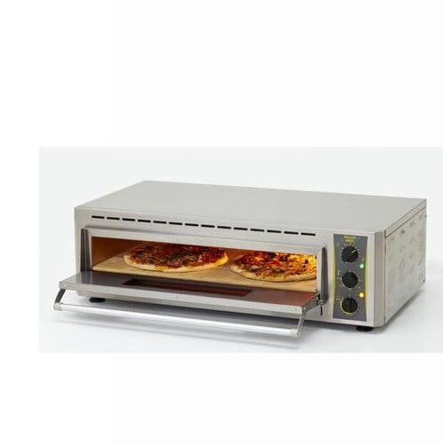 Roller Grill PZ430D Single Oven, 430mm with Stone Base Ovens
