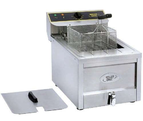 Roller Grill RFE12 Single 12L Counter Top Fryers