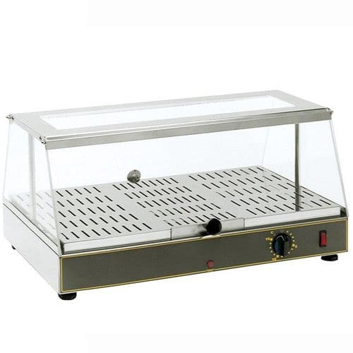 Roller Grill WD100 Single Shelf Heated Display Cabinet Heated Displays