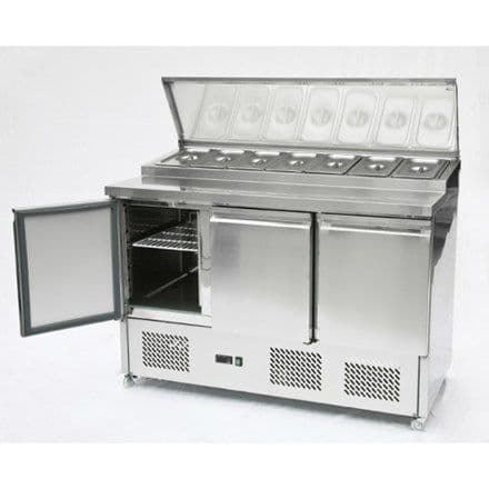 Artikcold PS300 Refrigerated Prep Counter