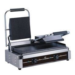 Chefmaster Double Contact Grill - Flat HEA790