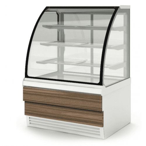 ES System K CAR/06R Carina 02 Glazed Patisserie Counter