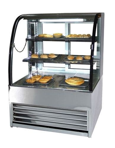 Frost-Tech Hot Patisserie Display Case - HP75-100