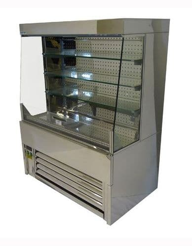 Frost-Tech Low Height Tiered Display SLD60-60