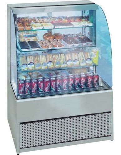 Frost-Tech Patisserie Display Case - P75-150