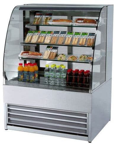 Frost-Tech Patisserie Display Case - P75-60