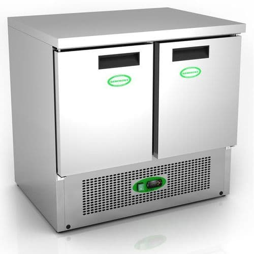 Genfrost G901SS Two Door Refrigerated Counter