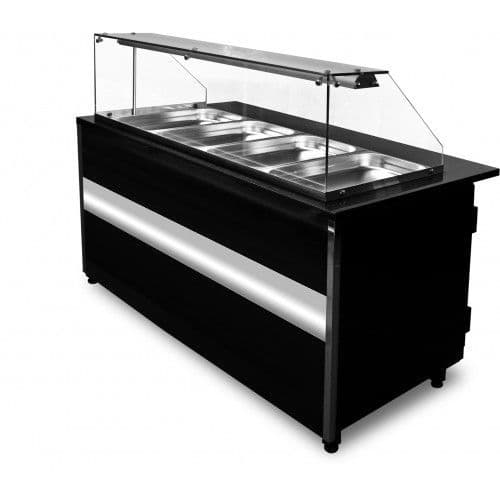 Igloo Gastroline GLH-1000 Gastronorm Hot Servery Counter