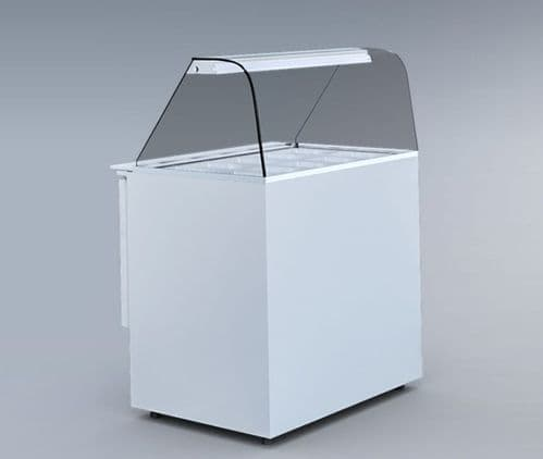 Igloo Ibiza60 Chilled Salad Case 1/4 GN capacity