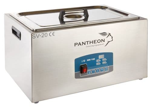 Pantheon SV2 - Sous Vide Water Baths