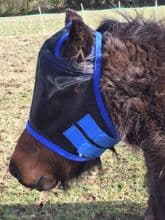 Hy Equestrian Small Pony Mesh Fly Mask