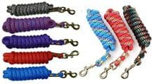 HyPro Plaited Lead Rope with Trigger Clip