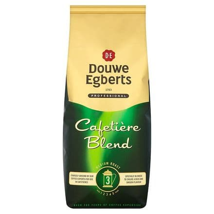 Douwe Egberts Professional Cafetiere Blend Coffee 1kg