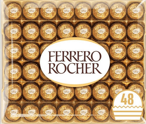 Ferrero Rocher - Limited Edition Gift Pack - (48 pcs)