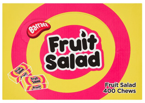 Fruit Salad 400 Chews