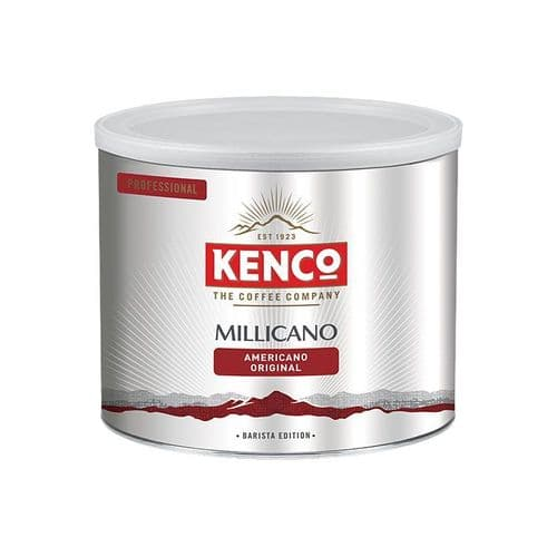 Kenco Millicano Wholebean Instant Coffee 500g Tub / Approx 275 Cups
