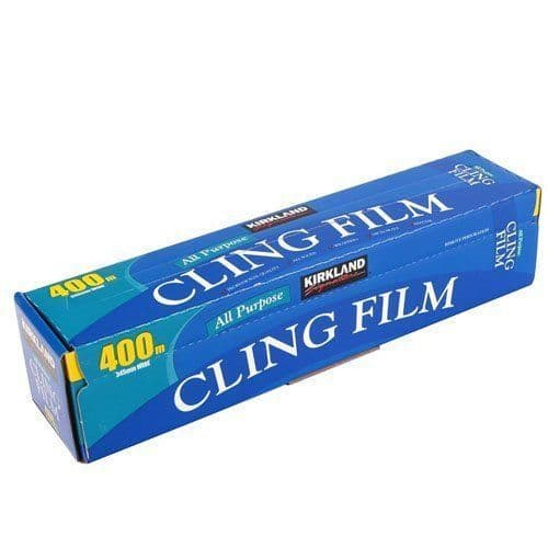 Kirkland Signature All Purpose Cling Film 345mm Wide x 400 Metres Length