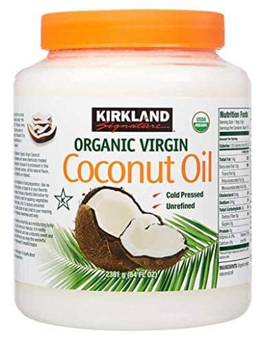 Kirkland Signature Organic Virgin Coconut Oil 2.28Kg