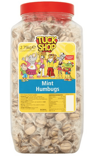 Tuck Shop Mint Humbugs 2.75kg