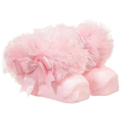 Stunning Baby Girl Spanish Tutu Frilly Ankle Socks Perfect Gift Newborn to 6Y