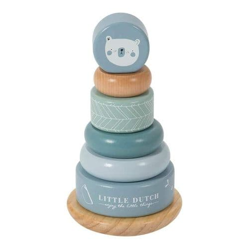 Little Dutch Rocking Ring Stacking Toy
