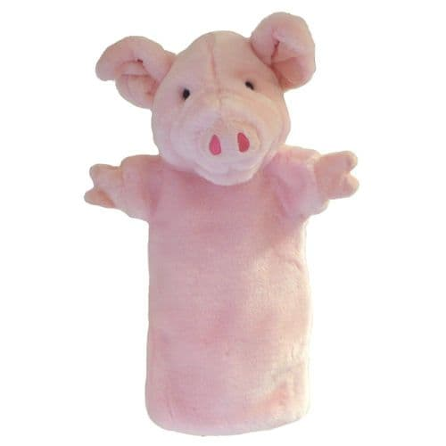 Puppet Company Pig Long Sleeved Puppet